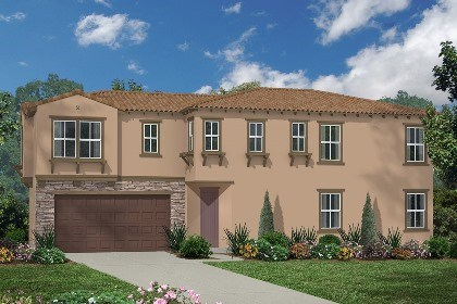 New Homes in Murrieta, CA - Tuscan 'C'