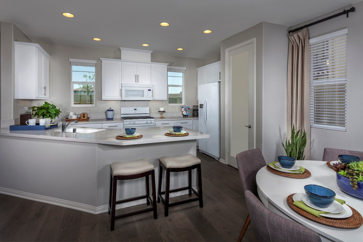 New Homes in Murrieta, CA - Seneca Residence One Kitchen