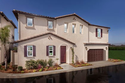 New Homes in Murrieta, CA - Elevation 'A'