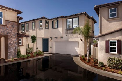 New Homes in Murrieta, CA - Santa Barbara 'B'
