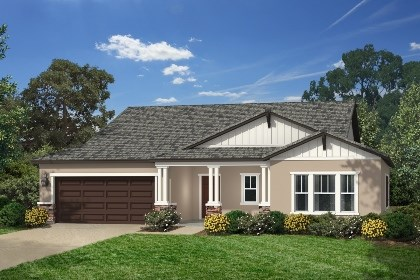 New Homes in Menifee, CA - Craftsman 'B'