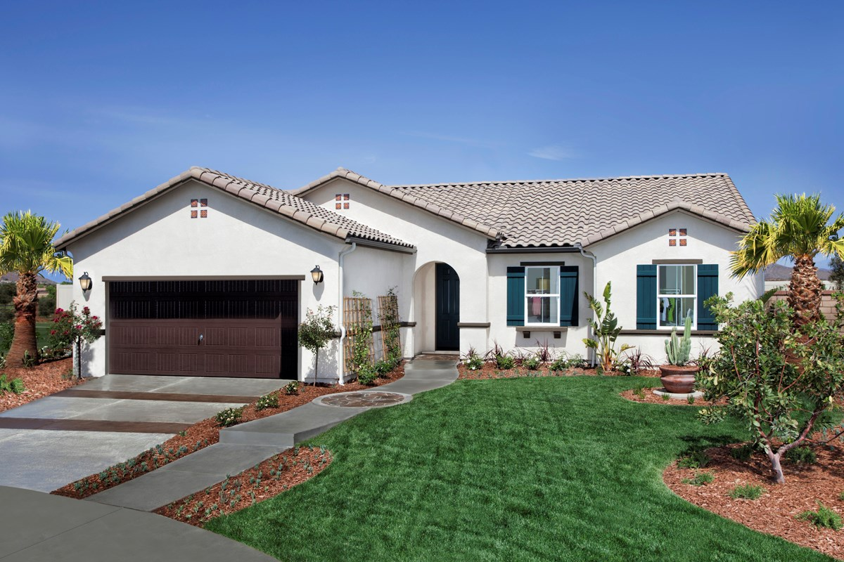 New Homes in Menifee, CA - Silvercreek at Audie Murphy Ranch Residence 1698