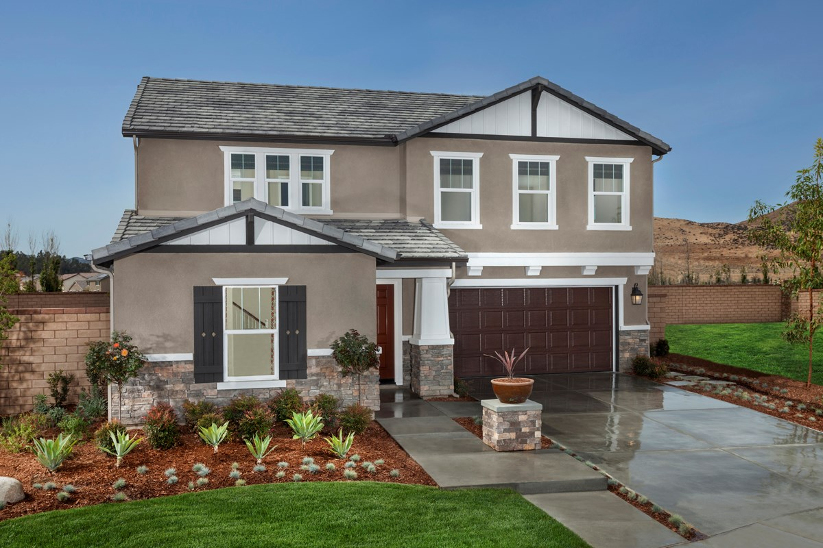 New homes for sale in menifee ca silvercreek community for Modern homes southern california