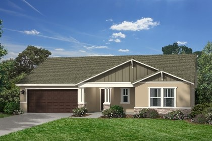 New Homes in Lake Elsinore, CA - Craftsman 'B'