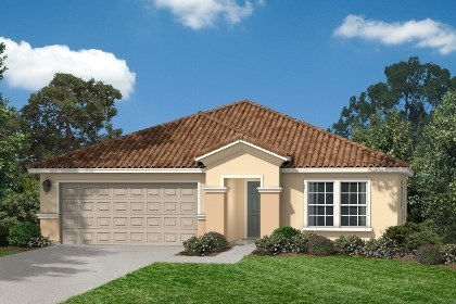 New Homes in Lake Elsinore, CA - Italianate 'E'