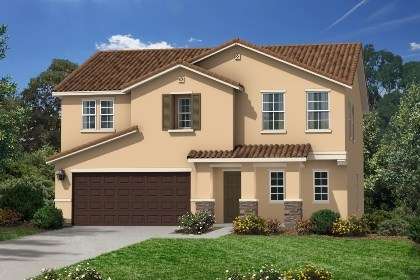 New Homes in Lake Elsinore, CA - Tuscan 'C'