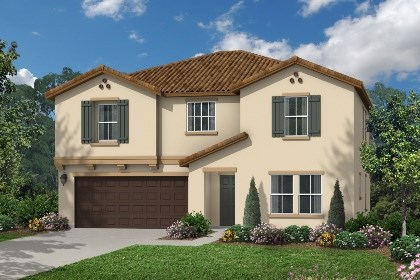 New Homes in Lake Elsinore, CA - Spanish 'A'