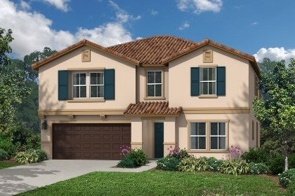 New Homes in Lake Elsinore, CA - Spanish Colonial 'D'