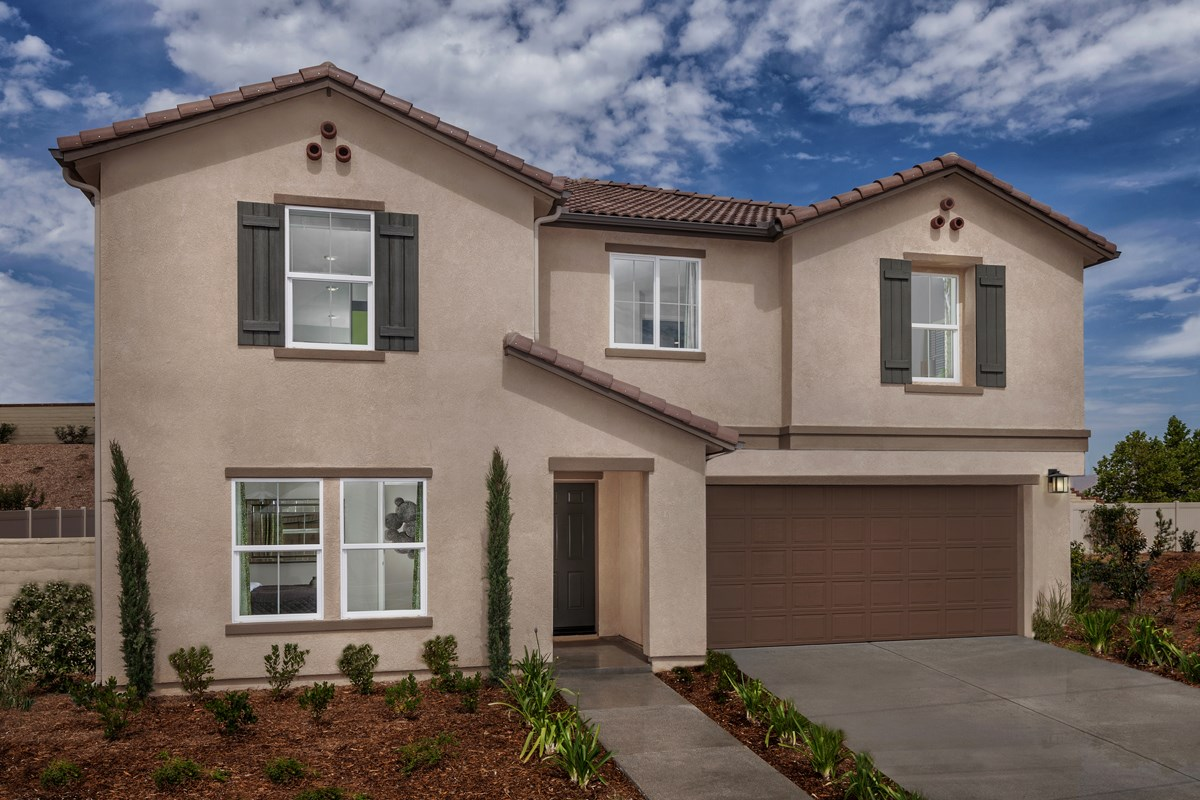 New Homes in Lake Elsinore, CA - Skypointe at Alberhill Ranch Residence 2537