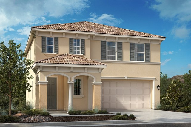 New Homes in Corona, CA - Villa 'C'