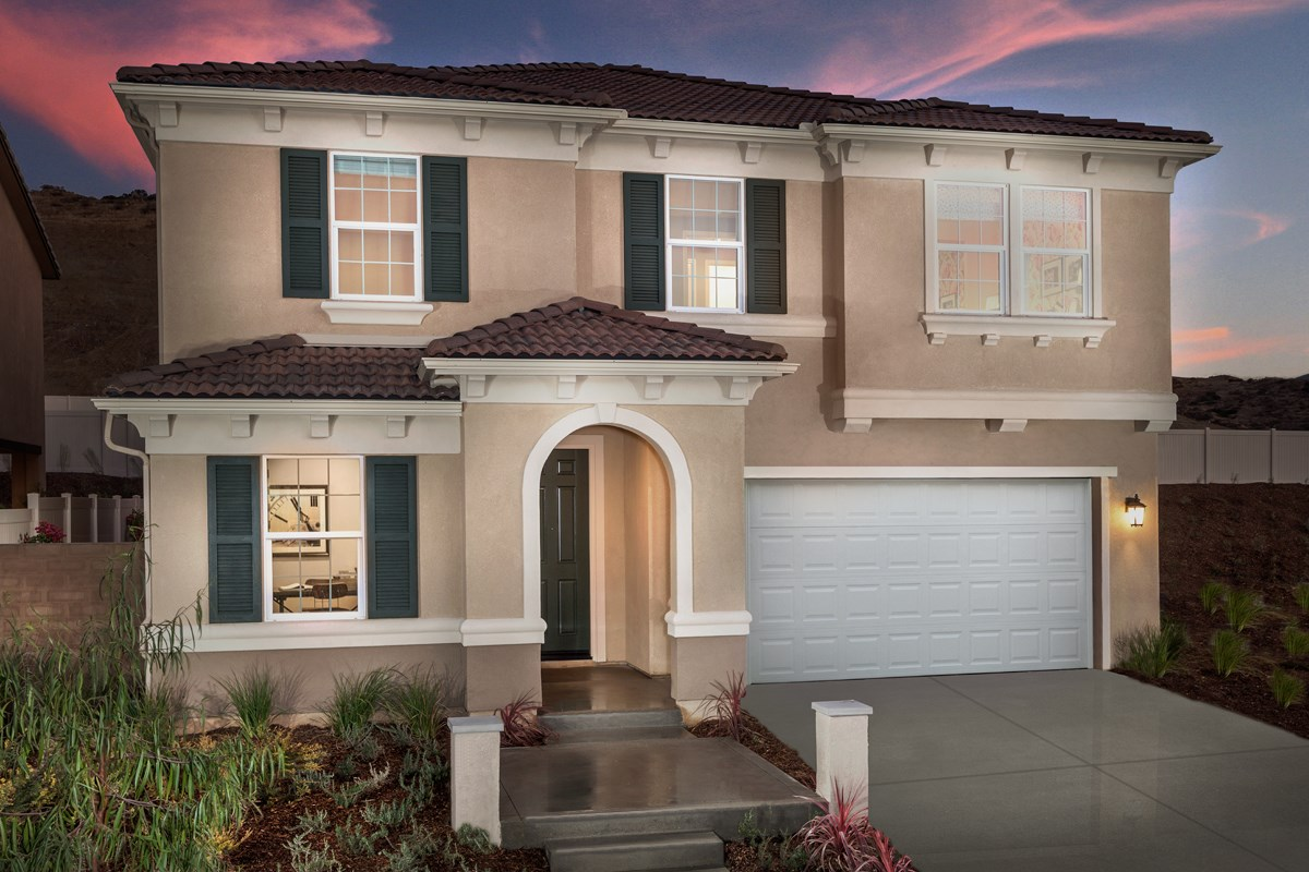 New Homes in Corona, CA - Caraway at Terramor Residence One