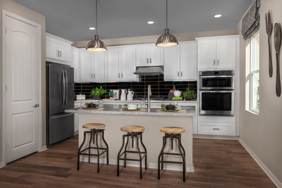 New Homes in Corona, CA - Caraway at Terramor Residence One - Kitchen