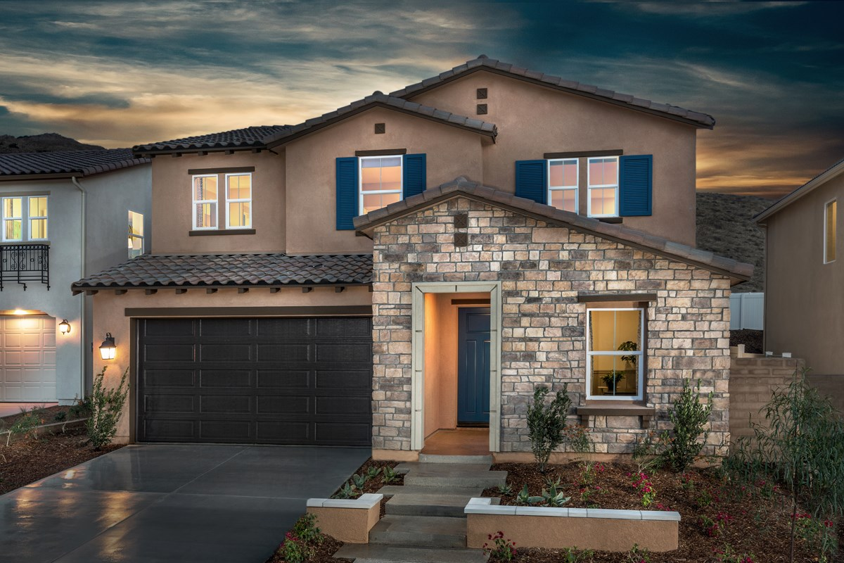 New Homes in Temescal Valley, CA - Sorrel at Terramor Residence Three