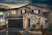 New Homes in Corona, CA - Residence Three Modeled