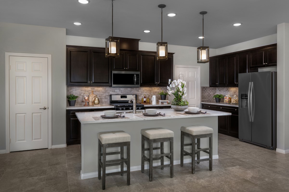 New Homes in Temescal Valley, CA - Sorrel at Terramor Residence Three - Kitchen