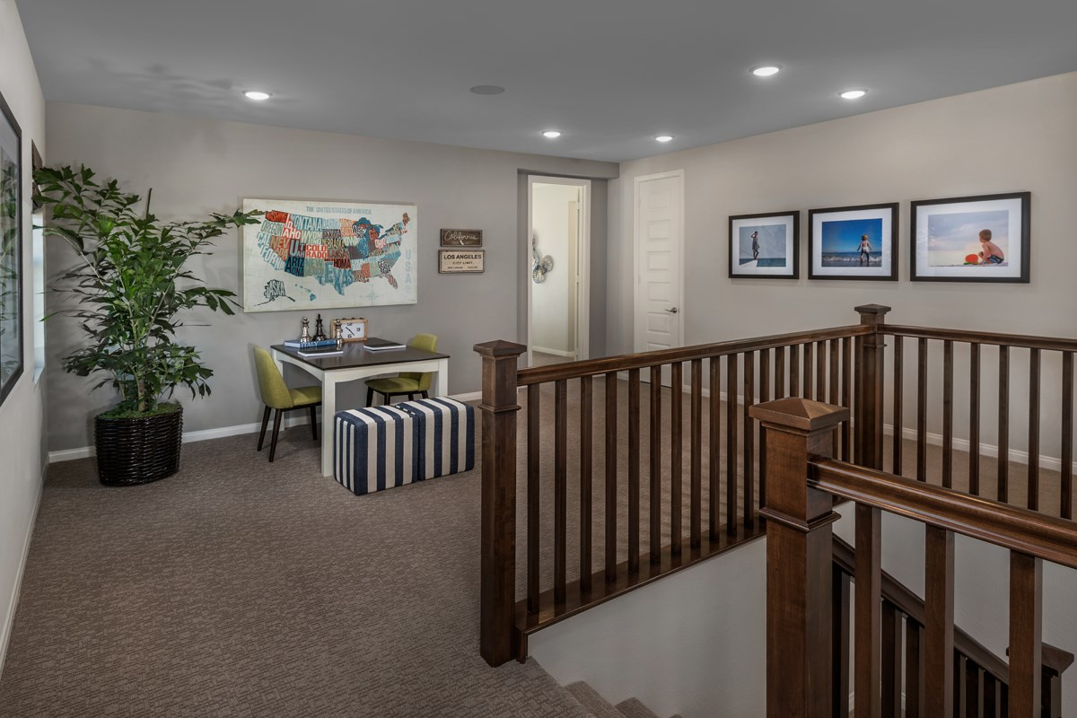 New Homes in Temescal Valley, CA - Sorrel at Terramor Residence Five - Loft