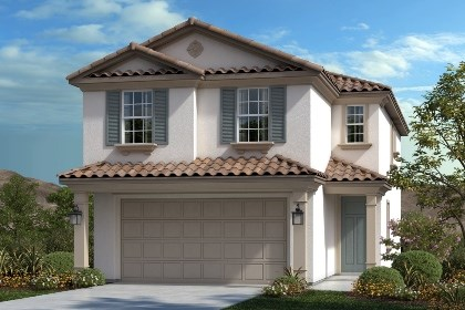 New Homes in Upland, CA - Classical 'B'