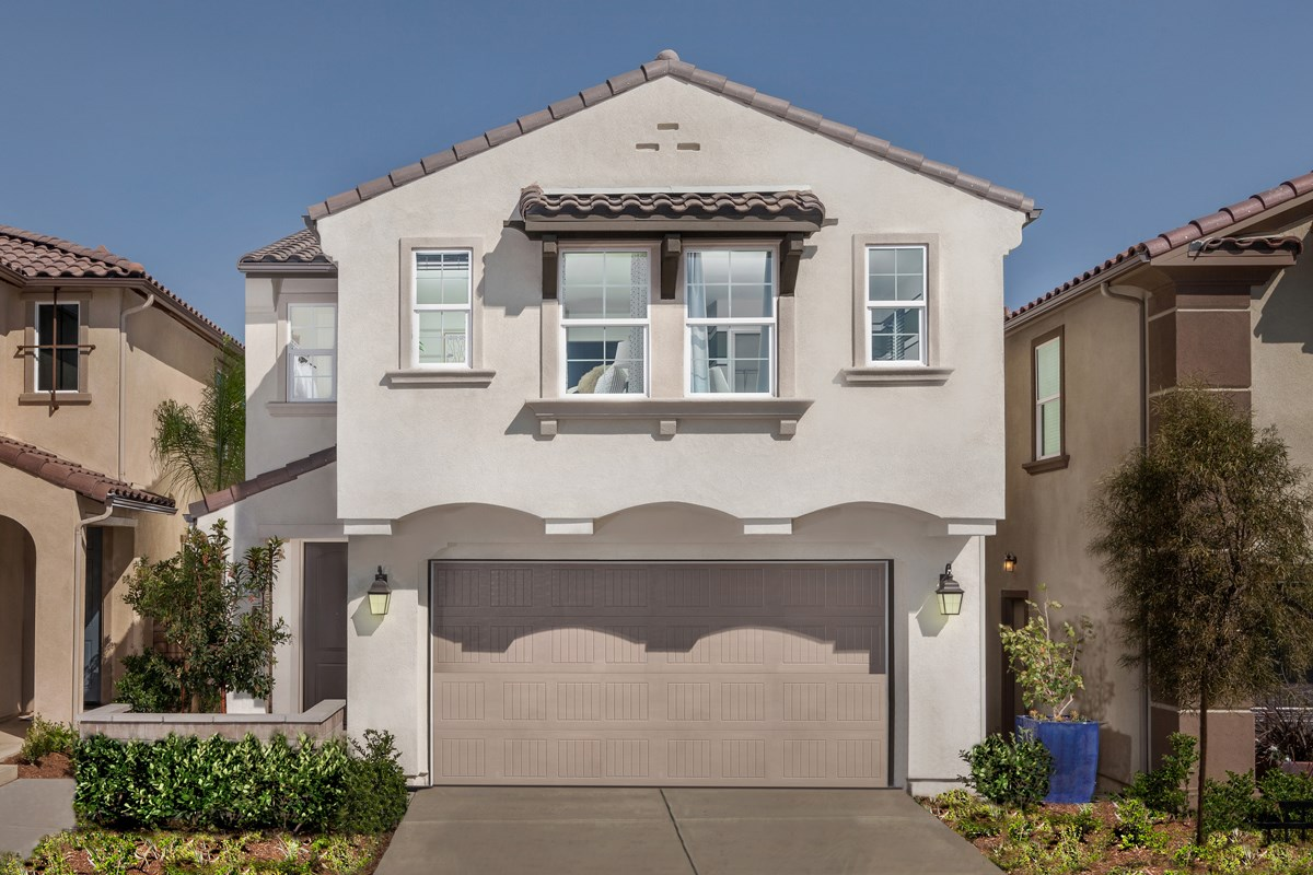 New Homes in Upland, CA - Springtime at Harvest Residence Two