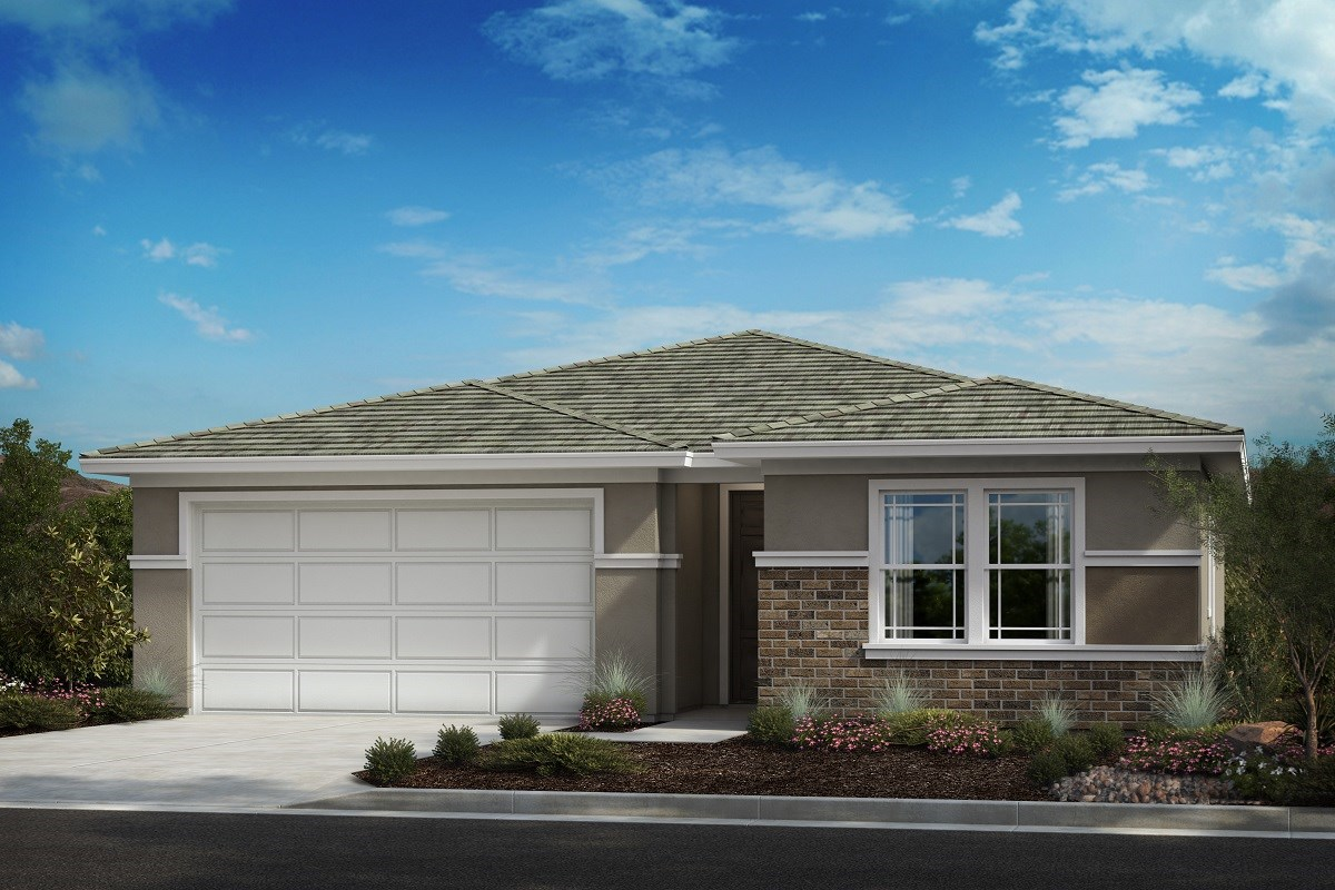 New Homes in Perris, CA - Stonecreek at Green Valley Ranch Residence 1808
