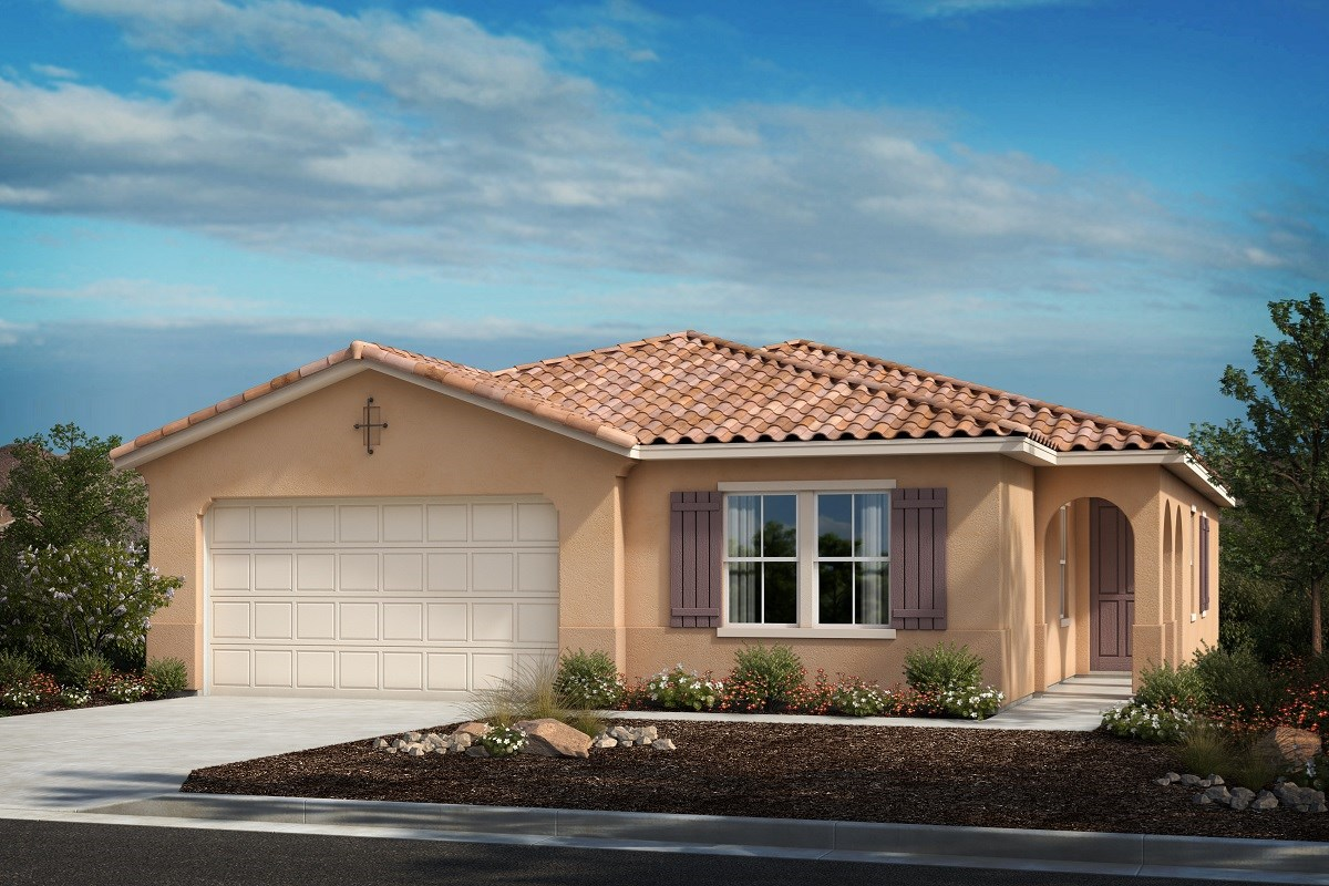 New Homes in Perris, CA - Stonecreek at Green Valley Ranch Residence 1853