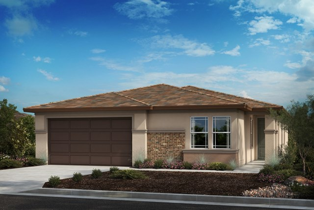 New Homes in Perris, CA - Prairie 'C'