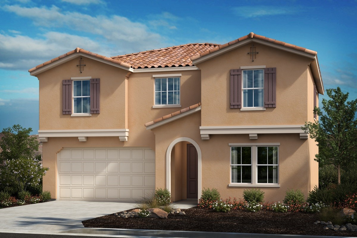 New Homes in Perris, CA - Stonecreek at Green Valley Ranch Residence 2537