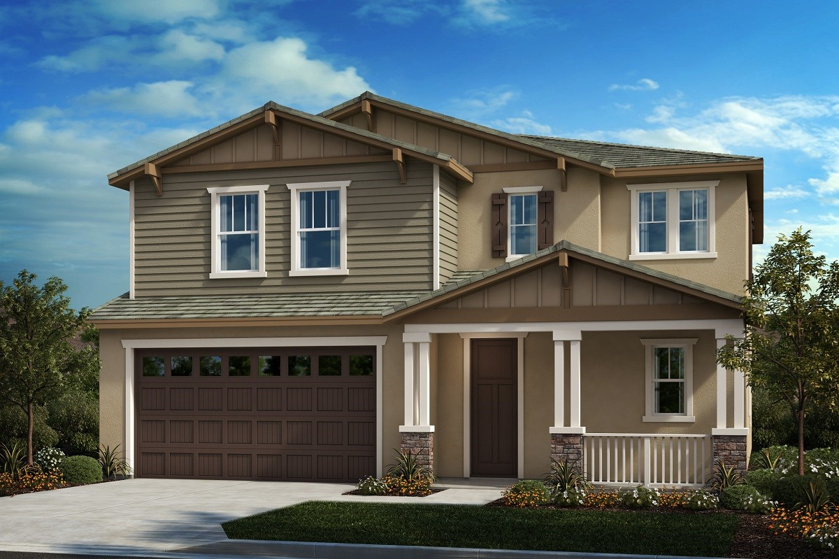 New Homes in Perris, CA - Stonecreek at Green Valley Ranch Residence 2773