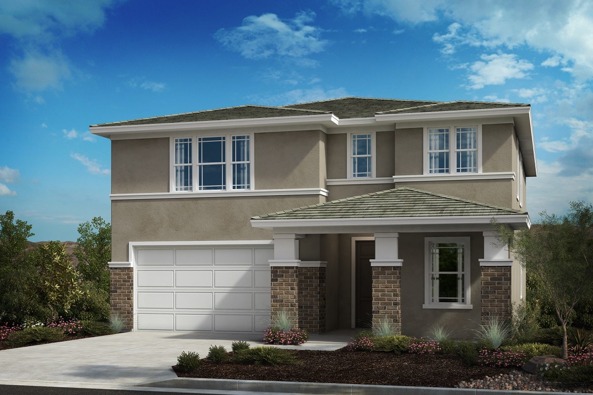 New Homes in Perris, CA - Stonecreek at Green Valley Ranch Residence 2909
