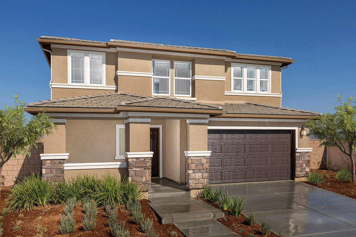 New Homes in South Perris, CA - Stonecreek at Green Valley Ranch Residence 2461