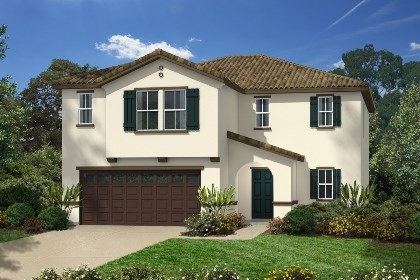 New Homes in San Jacinto, CA - Spanish 'A'