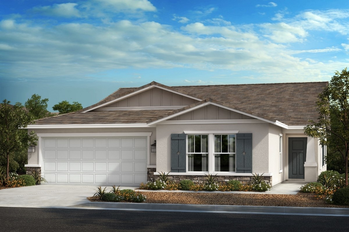 New Homes in Wildomar, CA - Summerhill Residence Four - Bungalow 'B'