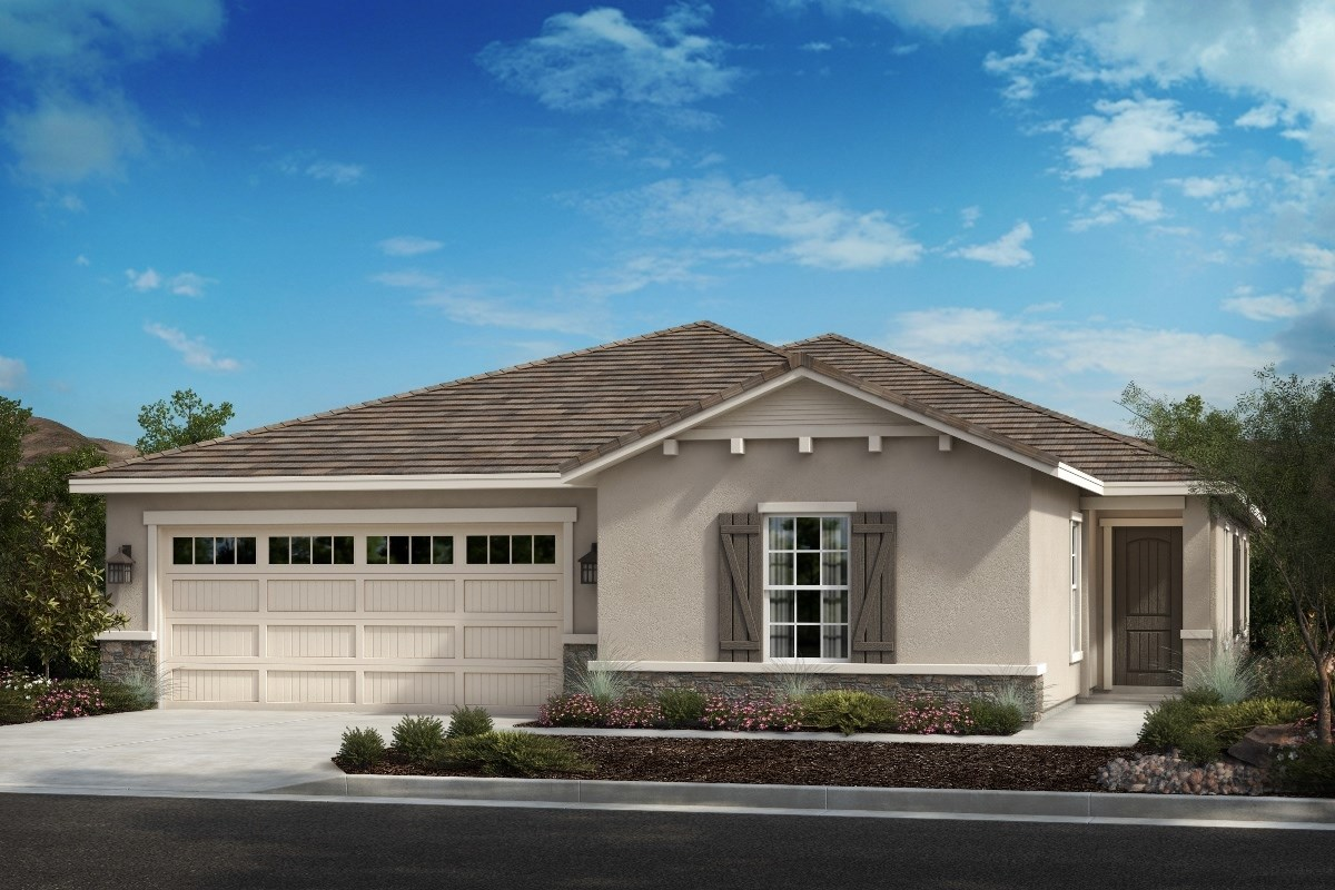 New Homes in Wildomar, CA - Summerhill Residence Four - Cottages 'C'