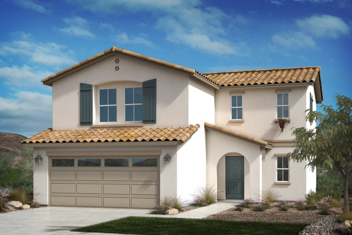 New Homes For Sale At Summit Crest In Fontana Ca Kb Home