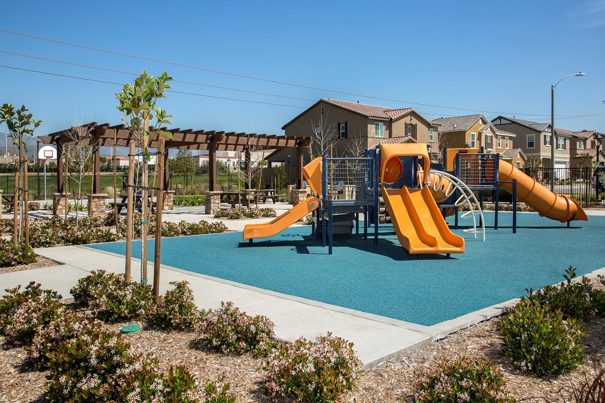 New Homes in Fontana, CA - Summit Crest Playground
