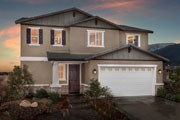 New Homes in Fontana, CA - Residence Four Modeled