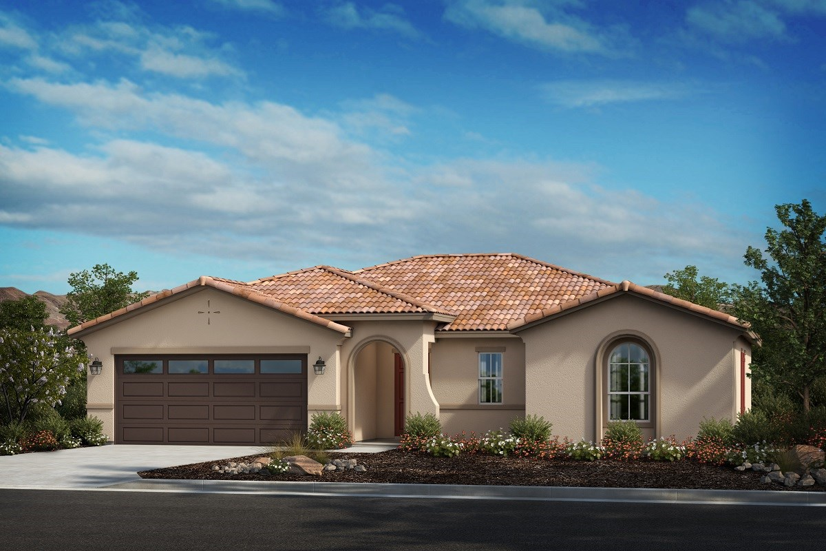 New Homes in Menifee, CA - Talavera Residence Five - Spanish 'A'