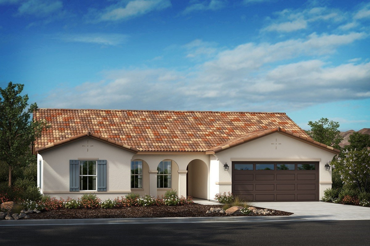 New Homes in Menifee, CA - Talavera Spanish 'A'