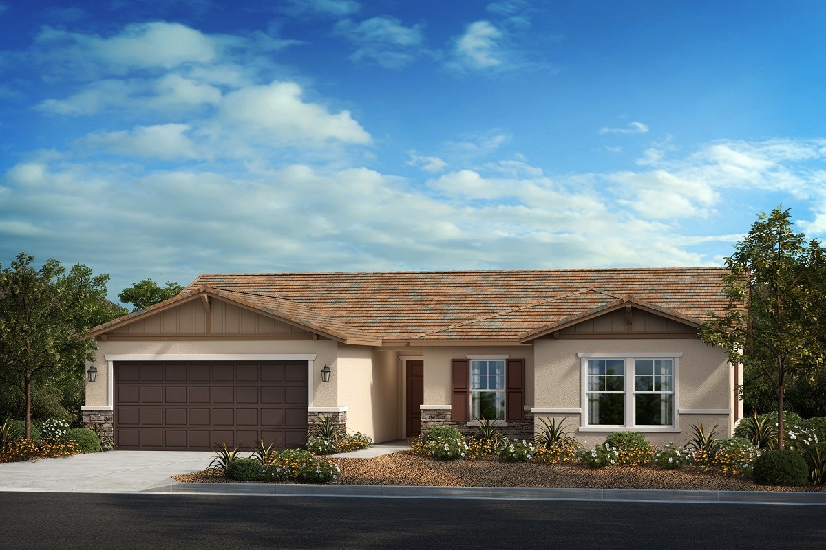 New Homes in Menifee, CA - Talavera Ranch 'B'