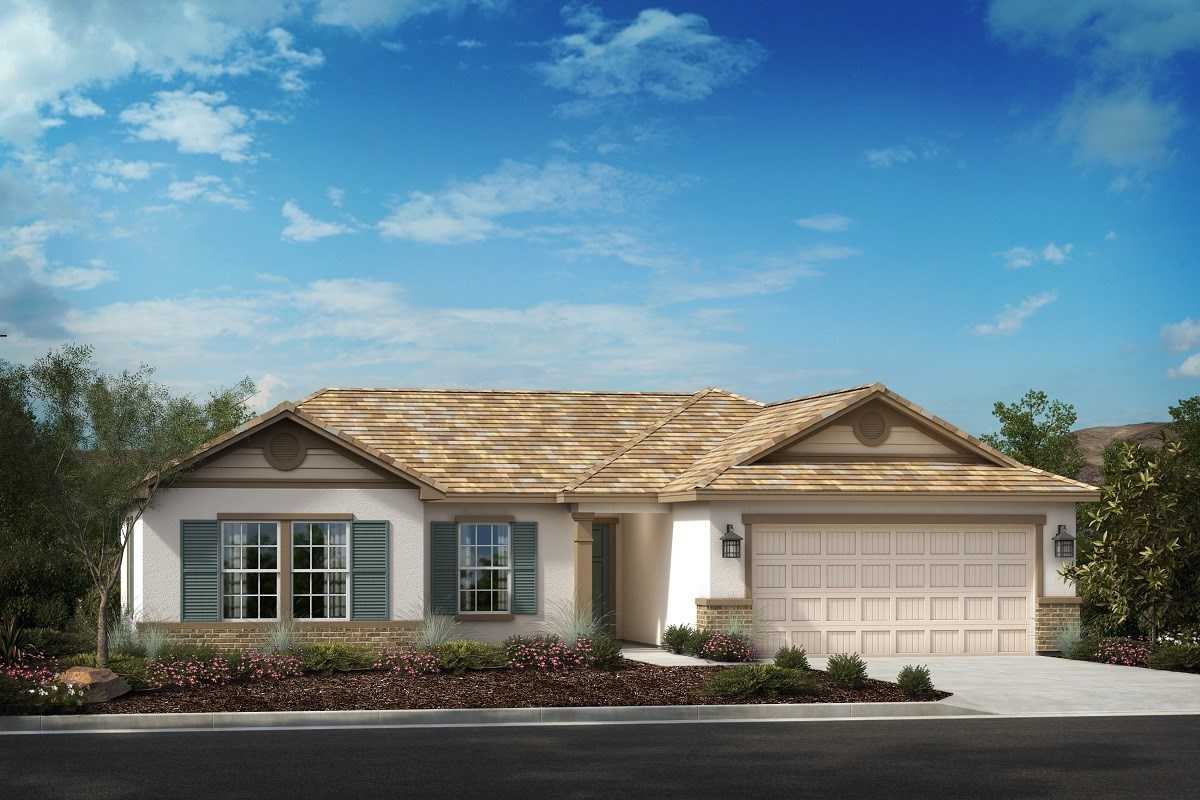 New Homes in Menifee, CA - Talavera Traditional 'C'
