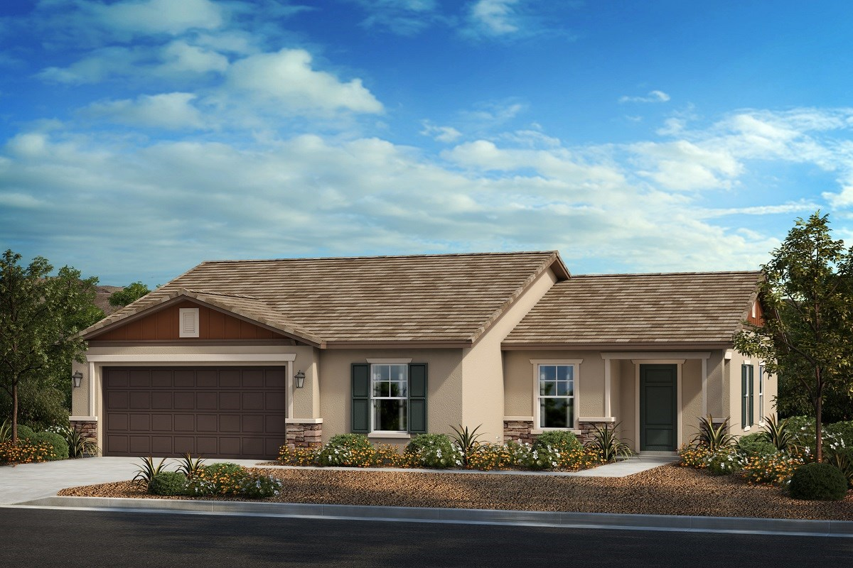 New Homes For Sale In San Bernardino Ca By Kb Home