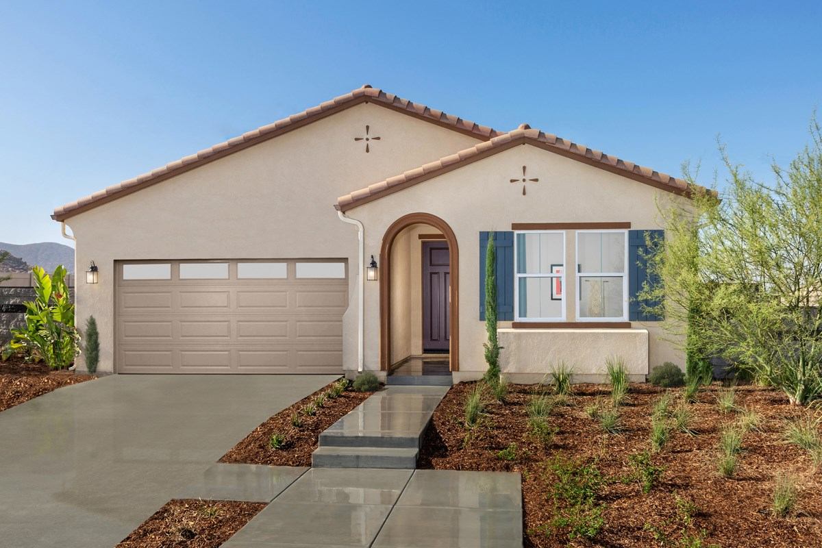 New Homes in Menifee, CA - Talavera Residence Two