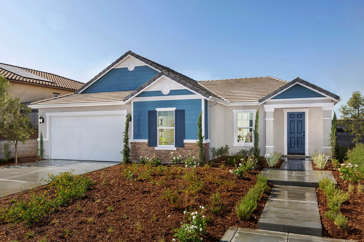 New Homes For Sale in San Bernardino, CA by KB Home
