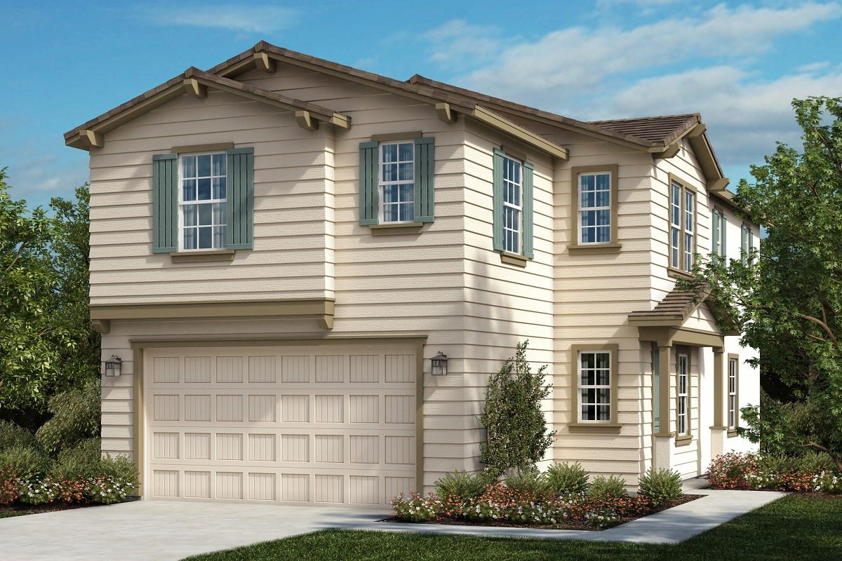 New Homes in Ontario, CA - The Cottages on 4th Residence 2021