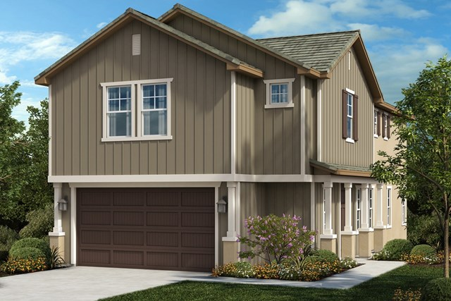 New Homes in Ontario, CA - Style 2