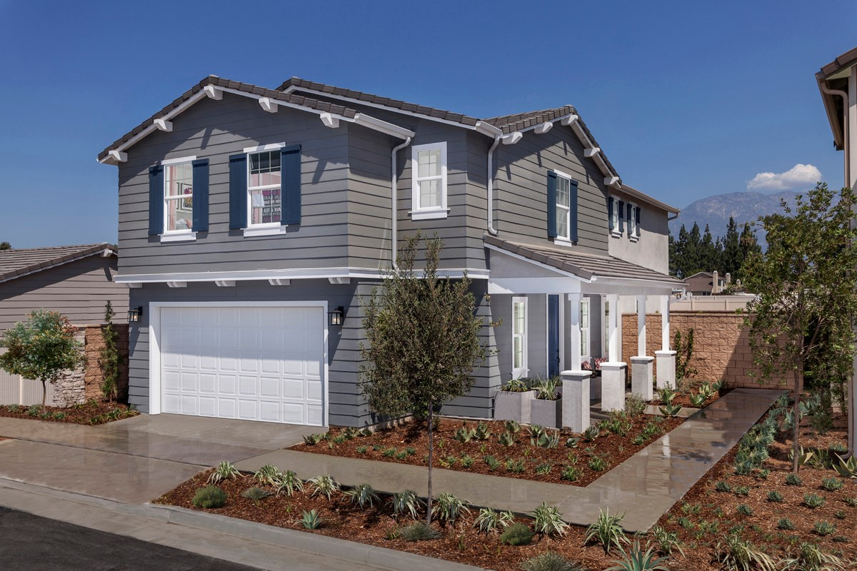 New Homes in Ontario, CA - The Cottages on 4th Residence 2256