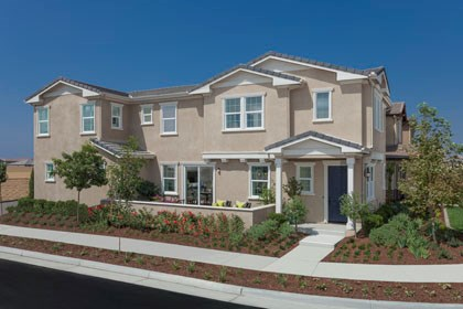 "New Homes in Eastvale, CA - Colonial ""C"""