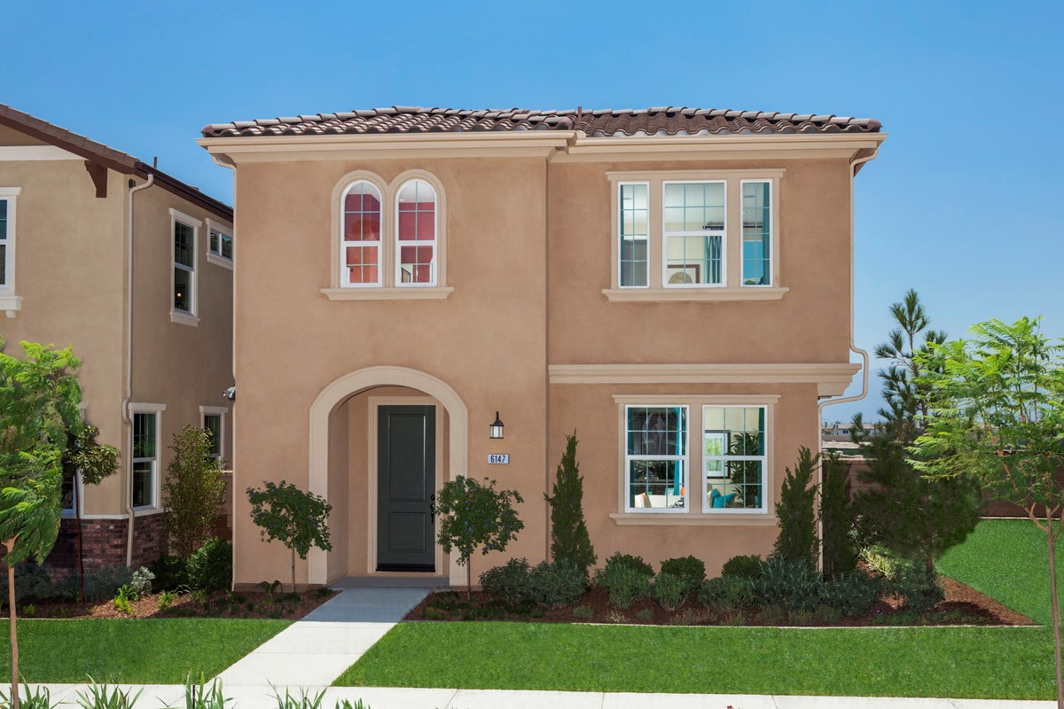 New Homes in Eastvale, CA - Elation at The Lodge Residence Two