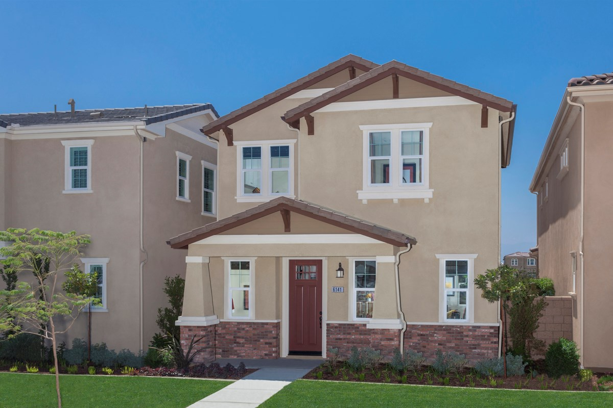 New Homes in Eastvale, CA - Elation at The Lodge Residence One
