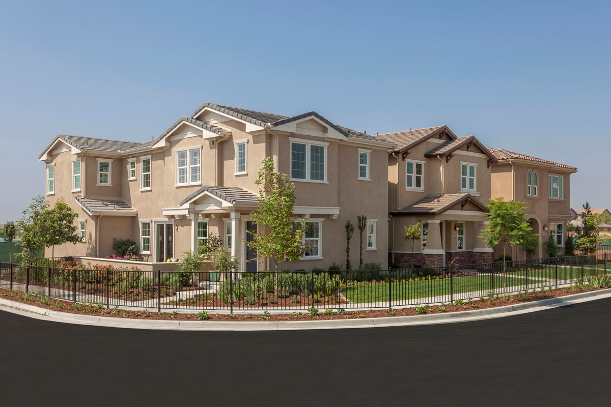 New Homes in Eastvale, CA - Elation at The Lodge Exterior