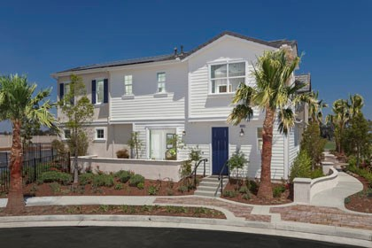 "New Homes in Eastvale, CA - Traditional ""B"""